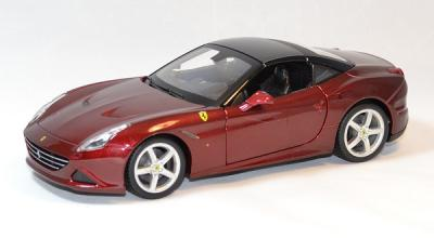 Ferrari California T rouge vermillon