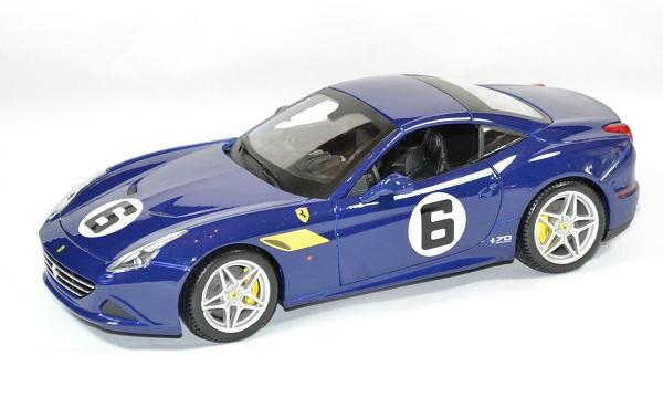 Ferrari california t sunoco 1 18 bburago autominiature01 1