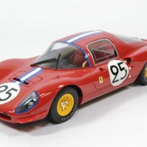 Ferrari Dino 206 S coupé 24H du Mans 1966 CMR 1/18