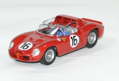 Ferrari 268 dino Sp le mans test 1962 #16
