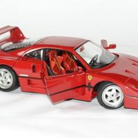 Ferrari f 40 bburago 1 18 autominiature01 3