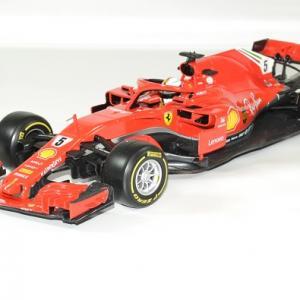 Ferrari f1 sf71 vettel 2018 1 18 bburago autominiature01 1