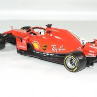 Ferrari f1 sf71 vettel 2018 1 18 bburago autominiature01 2