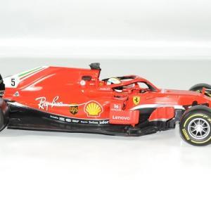 Ferrari f1 sf71 vettel 2018 1 18 bburago autominiature01 3