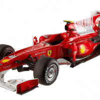 Ferrari f10 1er barhain 2010 alonso hotwheels elite 1 18 autominiature01 t6257 1