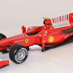 Ferrari f10 barhain 2010 alonso 8 hotwheels elite autominiature01 com hwtt6257 1