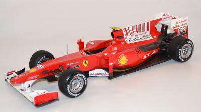 Ferrari F10 2010 1er Bahrain Alonso #8 Hotwheels Hwtt6266 1/43