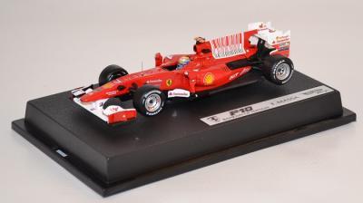 Ferrari F10 2010 Bahrain F. Massa #7 Hotwheels 1/43 Hwtt6290