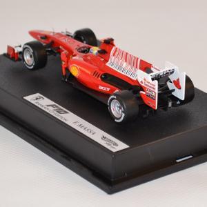 Ferrari f10 barhain 7 2010 hotwheels 1 43 6290 massa autominiature01 com 2