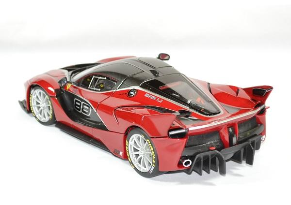 Ferrari fxx k 1 18 rouge bburago autominiature01 2