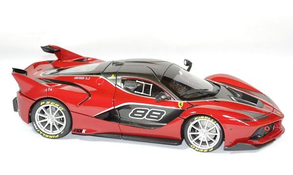 Ferrari fxx k 1 18 rouge bburago autominiature01 3