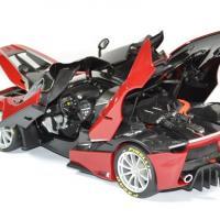 Ferrari fxx k 1 18 rouge bburago autominiature01 4