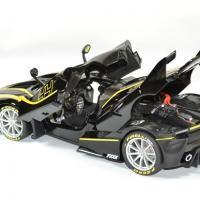 Ferrari fxx k noire 1 18 bburago autominiature01 4