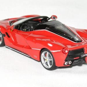 Ferrari la ferrari aperta red 1 43 bburago autominiature01 2