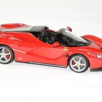 Ferrari la ferrari aperta red 1 43 bburago autominiature01 3