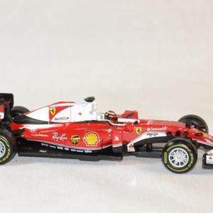 Ferrari sf 16h raikkonen burago 1 43 autominiature01 3