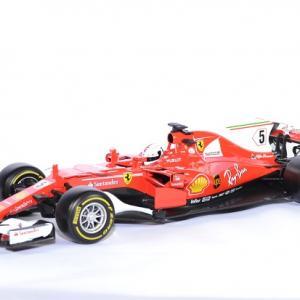 Ferrari sf 70h formule 1 n5 vettel 1 18 bburago autominiature01 1