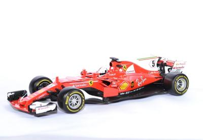 Ferrari SF70H #5 S. Vettel 2017