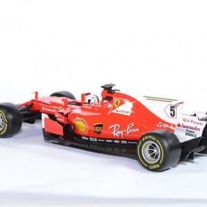 Ferrari sf 70h formule 1 n5 vettel 1 18 bburago autominiature01 2