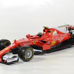 Ferrari sf70 5 raikkonen 2017 1 18 bburago autominiature01 1