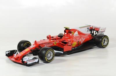 Ferrari SF70 H #7 K. Raikkonen 2017