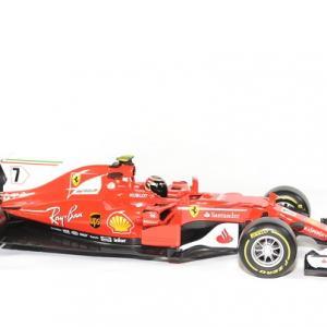 Ferrari sf70 5 raikkonen 2017 1 18 bburago autominiature01 3