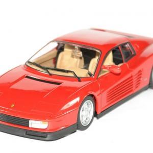 Ferrari testarossa 1 24 bburago autominiature01 1