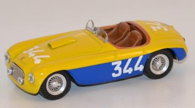 Ferrari 166 MM 1-43 Mille Miglia 1951 miniature Art model