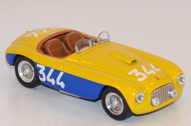 Ferrrai 166 mm sp palmer 1951 art model 1 43 autominiature01 com art294 2