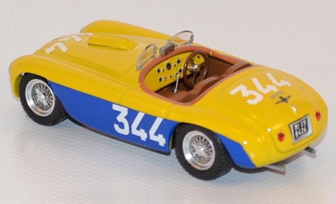 Ferrrai 166 mm sp palmer 1951 art model 1 43 autominiature01 com art294 3