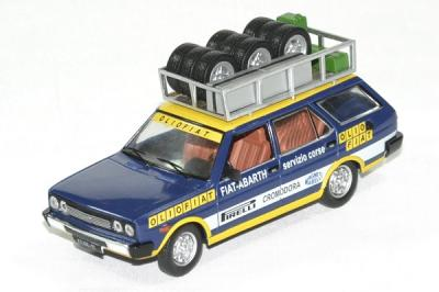 Fiat 131 Panorama Assistance Rallye Olio Fiat 1975
