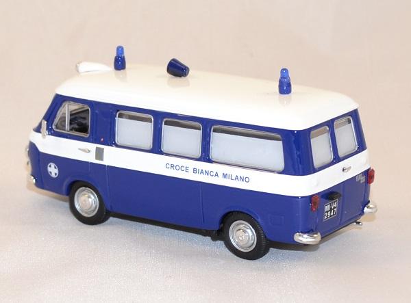 Fiat 238 ambulance croix blanche milan 1973 rio 1 43 autominiature01 3