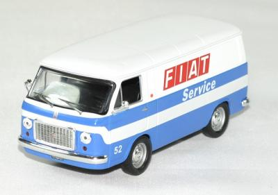 Fiat van service 1971