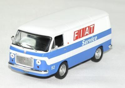 Fiat 238 van service 1971 ixo 1 43 autominiature01 1