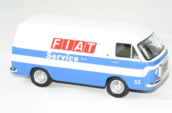 Fiat 238 van service 1971 ixo 1 43 autominiature01 3
