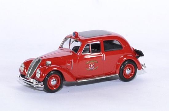 Fiat 500 6c pompier 1948 rio 1 43 autominiature01 1