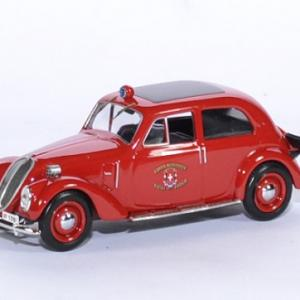 Fiat 1500 6C Pompier vigil del fuoco 1948