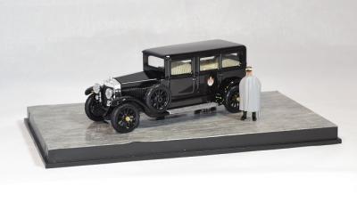Fiat 519 S limousine 1929 king Italie Victor Emmanuel 3