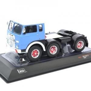 Fiat 690 T1 1961 Bleu-blanc Tracteur semi