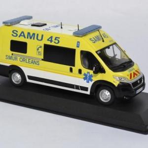Fiat ducato samu 45 intervention secours odeon 1 43 0034 autominiature01 3