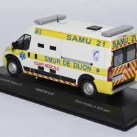 Fiat ducato samu dijon 21 secours odeon 1 43 0035 autominiature01 2