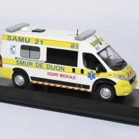 Fiat ducato samu dijon 21 secours odeon 1 43 0035 autominiature01 3