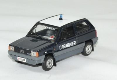 Fiat panda 4x4 Carabinieri 1983 Italie