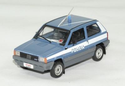 Fiat panda 4x4 polizia stradale 1983 Italie