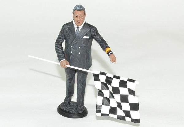 Figurine directeur de course 1960 flm 1 18 autominiature01 1