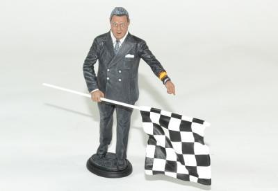 Figurine Directeur de course 1950-1970