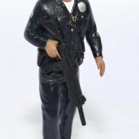 Figurine officier police us 1 18 american diorama autominiature01 24011 1