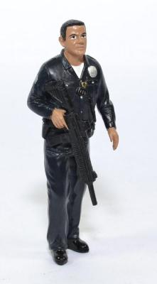 Figurine Police officer USA