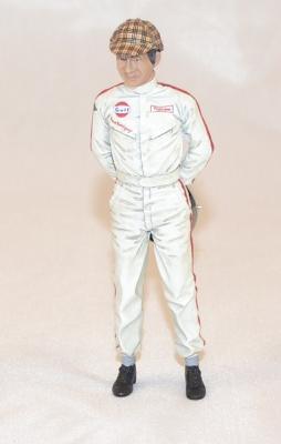 Figurine Pedro Rodriguez 1970-1971 Le Mans miniatures 1/18