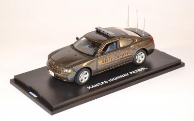 Dodge Charger kansas highway patrol police